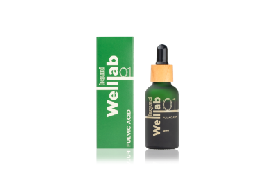 WELLLAB LIQUID FULVIC ACID, 25 МЛ