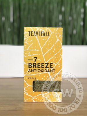 TEAVITALL BREEZE 7, 75 Г.